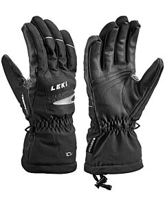 LEKI - leki vertex 10 s black/graphite - Black/Black/White