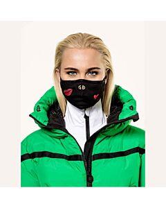 GOLDBERGH - Loes mask - zwart combi