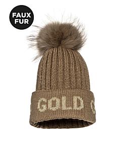 GOLDBERGH - Hodd - goud