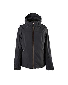 BRUNOTTI - aries women softshelljacket - Zwart