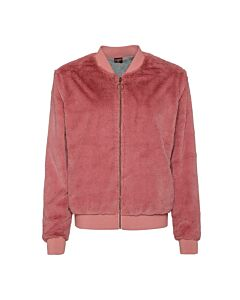 PROTEST - firby full zip top - Roze