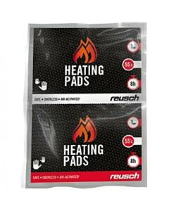REUSCH - heating pad set ( box + 30 pairs ) - Wit