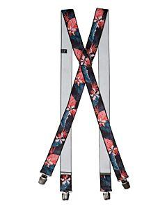 PROTEST - attitude suspender - Blauwdonker-Roze