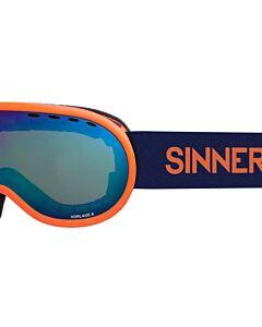 SINNER - vorlage s - Oranje