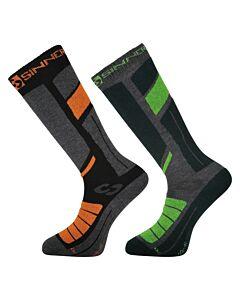 Sinner pro socks ii double pack